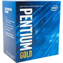 Pentium Gold G5400 processor 3,7 GHz / 8th/ Box 4 MB
