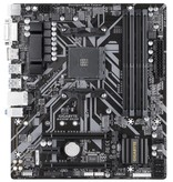 MB  B450M DS3H AM4 Micro ATX AMD B450
