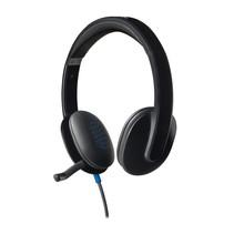 H540 Headset Hoofdband Zwart
