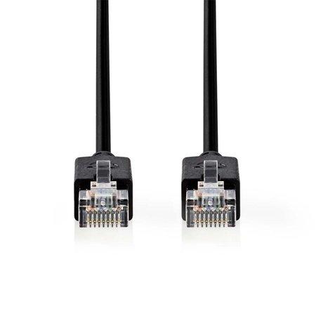 CAT6 F/UTP-netwerkkabel/RJ45 5m Antraciet