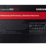 Samsung SSD  860 PRO series 512GB( 560MB/s Read 530MB/s )