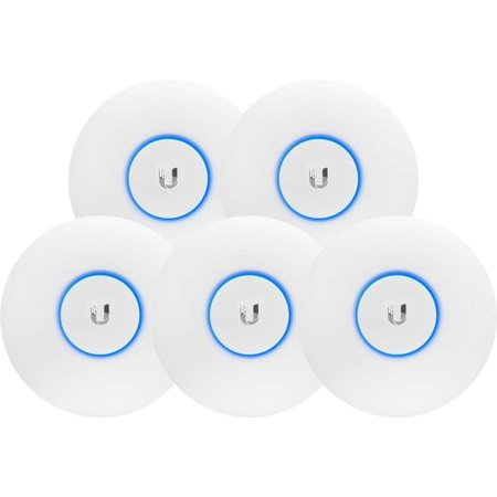 UniFi Indoor, 2.4GHz/5GHz, 5-pack