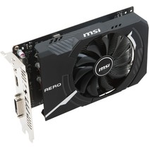 GeForce GTX 1050 TI AERO ITX 4G OCV1 4 GB GDDR5