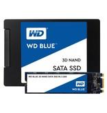 SSD WD Blue 250GB M.2 2280 ( 550MB/s read 525MB/s)