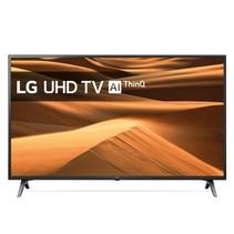 TV  49Inch 4K Ultra HD Smart TV Wi-Fi Zwart