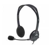 H111 Headset Hoofdband Grijs