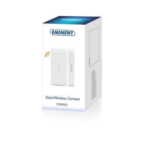Wireless door / window contact (two way communicatio