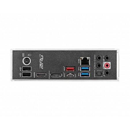 MSI MB  MPG Z490 GAMING PLUS LGA 1200 ATX
