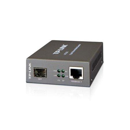Gigabit Ethernet Media Converter MC220L