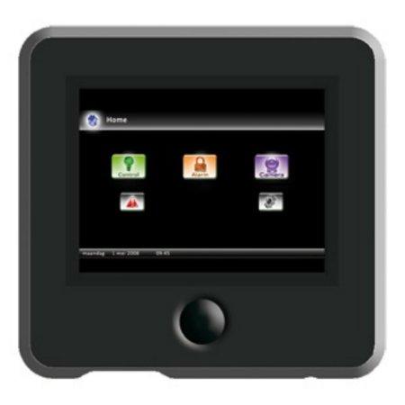 e-Domotica Controlecentrum met Kleuren Touchscreen