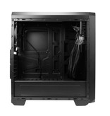Case  NX100 Black / ATX micro-ATX mini-ITX / Window
