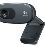 Logitech Webcam C270 3MP 1280 x 720Pixels USB 2.0 Zwart