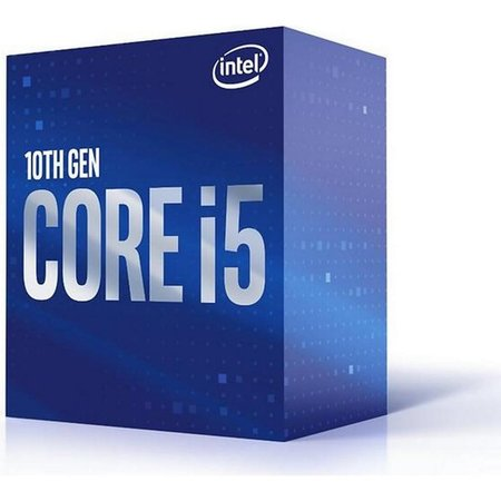 Intel CPU ® Core™ i5-10400 10th /6Core /1200/tray