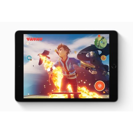 Apple iPad 2019 32GB Grijs