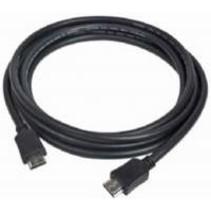 Gembird 10m HDMI M/M HDMI kabel HDMI Type A (Standaard) Zwart