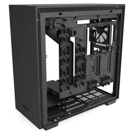 Case  H710i Black Glass window