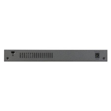 Netgear GS110TP Managed L2/L3/L4 Gigabit Ethernet (10/100/10