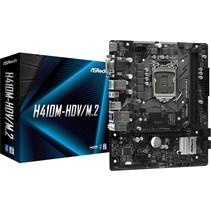 H410M-HDV/M.2 Intel H410