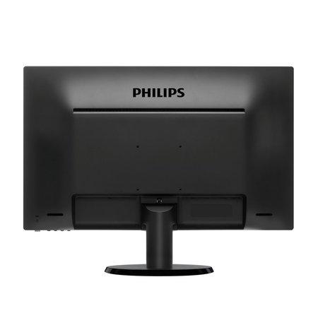 Philips Mon  23.6Inch 243V5LHSB / VGA / F-HD / DVI-D