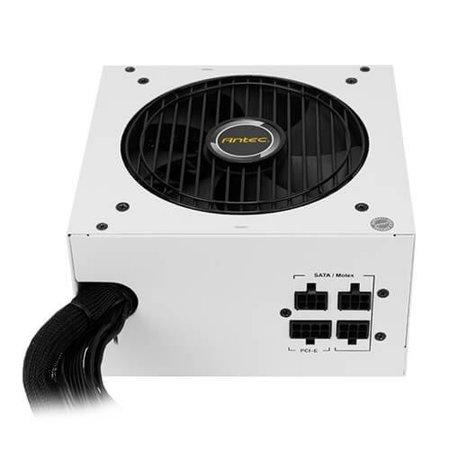 PSU EA750G Pro White Semi Modular 750W 80+ Gold