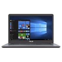 """ASUS VivoBook 17 X705MA Notebook Grijs 43,9 cm (17.3"""") 1600 x 900 Pixels Intel® Celeron® N 4 GB DDR4-SDRAM 256 GB SSD Wi-Fi 5 (802.11ac) Windows 10"""