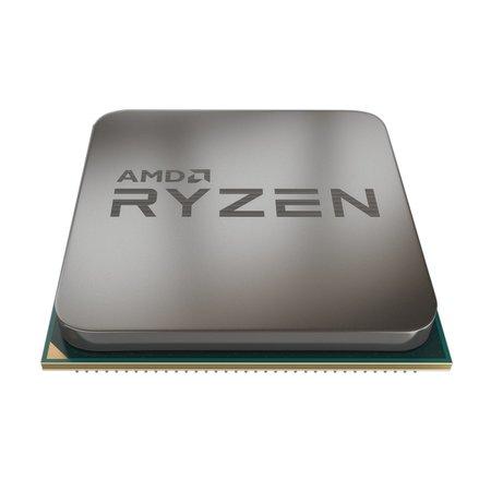 AMD CPU  Ryzen 3 3100 / AM4 / 4core / 3.6-3.9GHz/ NO GPU /Box