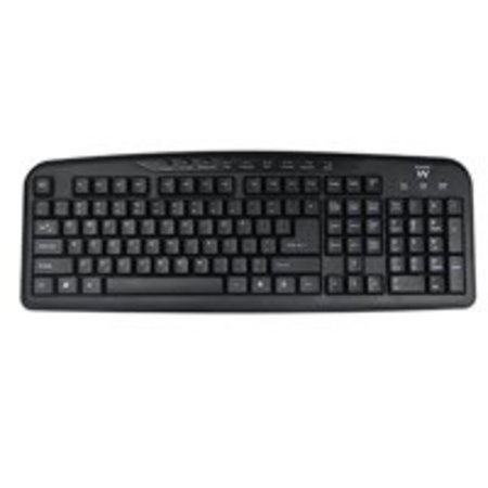 Multimedia keyboard USB US lay-out