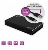 "USB 3.1 Gen2 Type-C  2.5"" SATA HDD/SSD Enclosure"