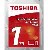 Toshiba HDD  P300 1TB - 3.5inch - 7200RPM - 64MB - SATA3