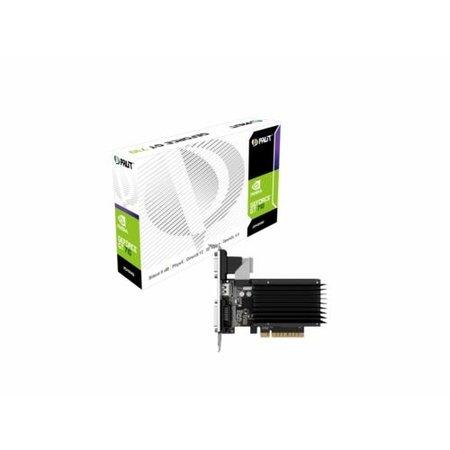 VGA PALIT GeForce GT710 2GB DDR3 / DVI / HDMI