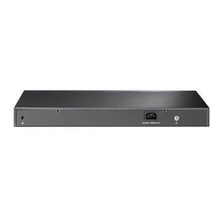 16-Port 1Gbps / 18-Port 100Gbps Smart PoE Switch