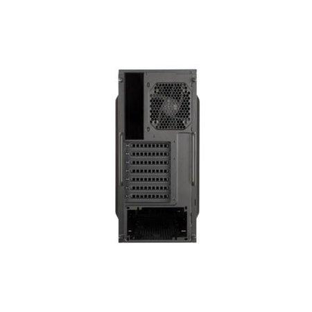 Case  MasterBox E500L MidiTower mATX BlackSilver