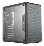 Case  MasterBox Q500L MidiTower Black mATX