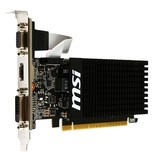 MSI VGA  GeForce GT 710 1GB GDDR3