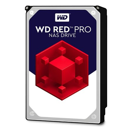 HDD  Red Pro 3.5inch 8TB