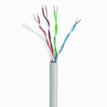 Gembird UPC-5004E-SOL netwerkkabel 304,8 m Grijs