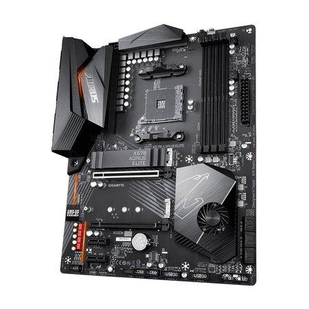 MB  X570 AORUS ELITE Socket AM4 ATX