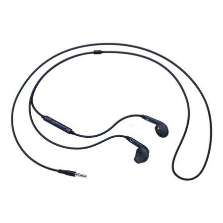 Samsung EO-EG920B Headset In-ear 3,5mm-connector Zwart, Blau