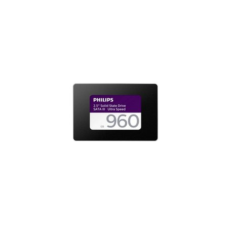 Philips SSD  960GB 2.5inch ( 550MB/s Read 500MB/s )