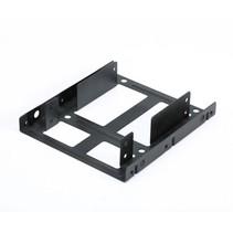 """EW7006 drive bay panel 8,89 cm (3.5"""") Bezelplaat Zwart"""