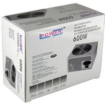 LC600H-12 V2.31 power supply unit 600 W ATX Zilver