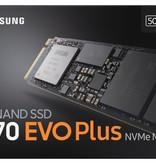 Samsung SSD  970 Evo Plus 500GB NVME M.2 3500MB/s 3200MB/s