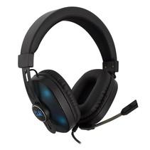 Play PL3321 Headset Hoofdband Zwart