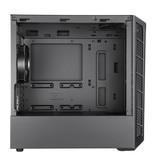 Case  MasterBox MB311L MiniTower mATX Black