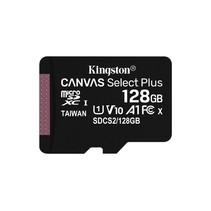 Technology Canvas Select Plus flashgeheugen 128 GB MicroSDXC Klasse 10 UHS-I