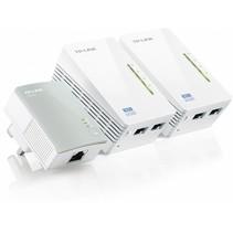 WPA4220TKIT AV500 WiFi 300MbpsKIT Powerline Extender