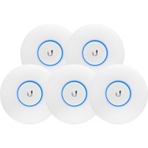 UniFi Indoor, 2.4GHz/5GHz, 5-pack
