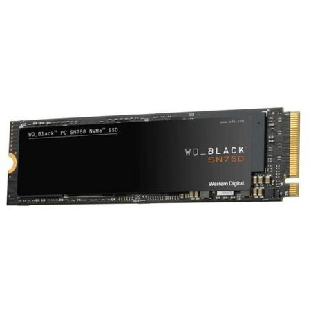 SSD WD Black SN750 250GB M.2 NVMe (3100MB/s read 1600MB/s)