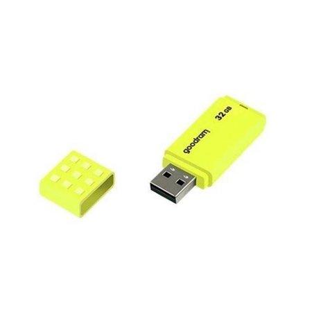 UME2 USB Flashdrive 32GB USB Type-A 2.0 Geel