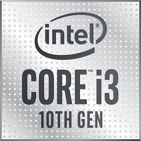 Intel CPU ® Core I3-10100F10th/3.6Ghz/4Core/1200 Box NO GPU (refurbished)